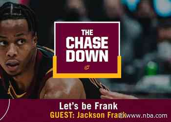 The Chase Down Pod - Let's Be Frank with Jackson Frank