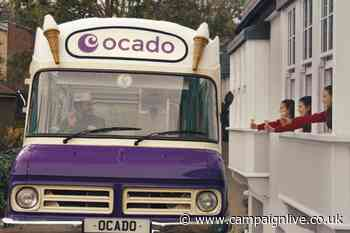 Chirpy jingle and magical van feature in Ocado's brand relaunch campaign