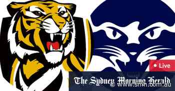As it happened AFL 2021: Shai flies but Geelong thrashes Tigers