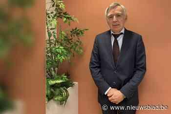 Marc Hendrickx (61) is nieuwe hoofdgeneesheer van AZ Sint-Elisabeth