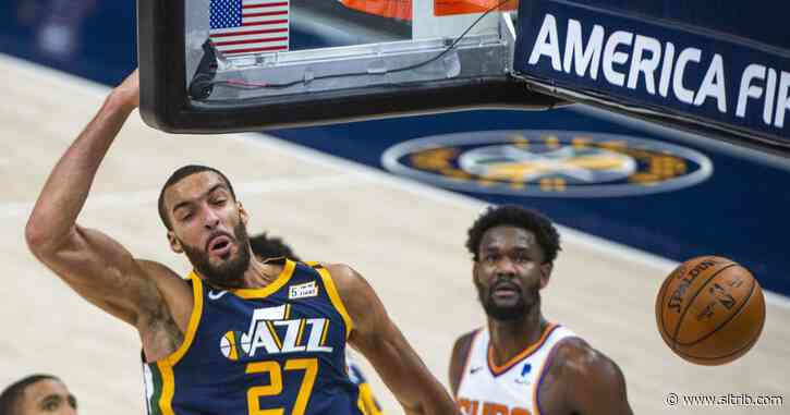 The Weekly Run: With six games to go, the Utah Jazz once again control their home-court destiny