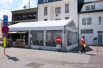 Parkeerplaatsen ruimen opnieuw plaats voor terrassen