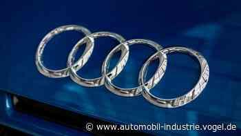 In Deutschland hat Audi die Krise noch nicht überwunden