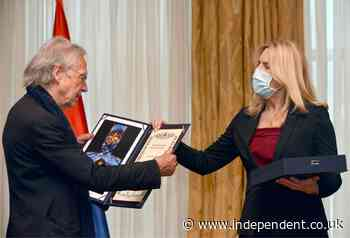 Bosnia Serbs honor controversial Nobel Literature winner