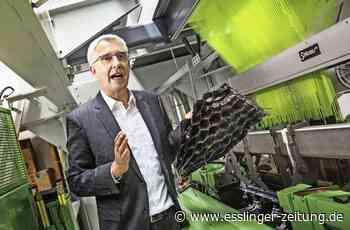 100 Jahre Deutsche Institute für Textil- und Faserforschung in Denkendorf: Denkfabrik und Innovationsmotor - esslinger-zeitung.de
