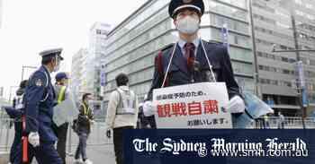 Japan extends coronavirus emergency in Tokyo as Olympics loom