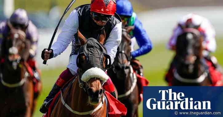 Frankie Dettori ends 30-year wait for Chester Cup repeat aboard Falcon Eight