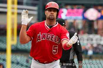Albert Pujols libéré par les Angels - Passion MLB - Passion MLB