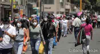 Lima Metropolitana y Callao bajan al nivel de riesgo muy alto - Diario Correo
