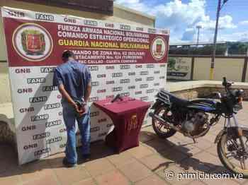 Hirieron a una persona cuando intentaron robar un local en El Callao - Diario Primicia - primicia.com.ve
