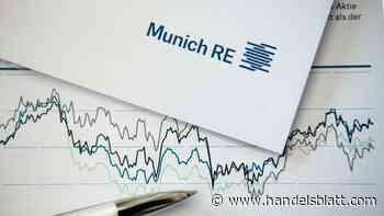 Versicherungen: Fünf deutsche Versicherer müssen sich EU-Stresstest stellen