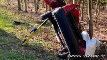 Freigericht (Hanau): Mann bei Unfall schwer verletzt: Hubschrauber im Einsatz - op-online.de