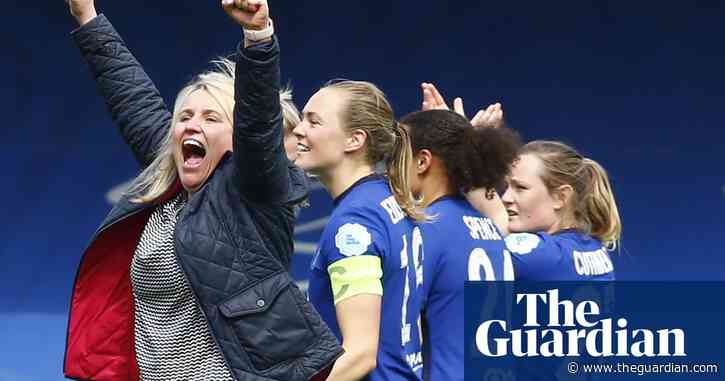 Emma Hayes praises Chelsea's 'one-club' approach as WSL reaches finale