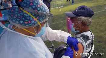 Áncash: vacunarán a adultos mayores en Coishco, Casma y Huarmey lrnd - LaRepública.pe