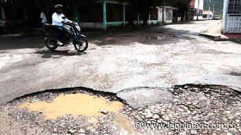 En Betania, habitantes exigen gestión en calle principal deteriorada | La Opinión - La Opinión Cúcuta