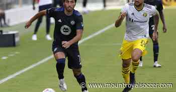 Ahmed Hamdy - A Debut To Inspire - Mount Royal Soccer