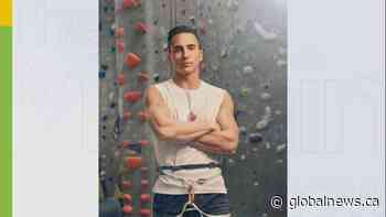 Professional rock climber Sean McColl talks about preparing for the Tokyo Olympics