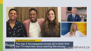 Big Brother Canada season 9 finalists reveal all since leaving the house
