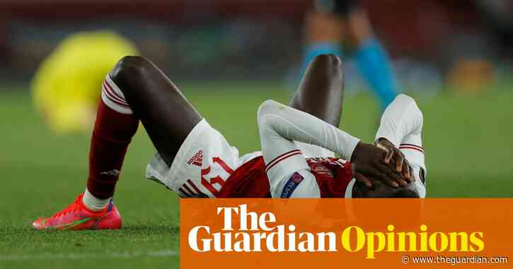 In trouble from top to bottom: chaotic Arsenal are failing in all areas   Nick Ames