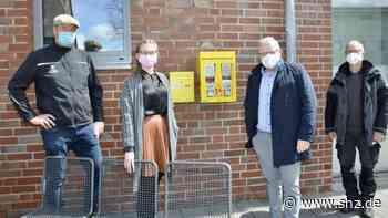 Belohnung für Hinweisgeber: Nach Vandalismus: Der Bienenfutter-Automat in Kropp ist wieder in Betrieb | shz.de - shz.de