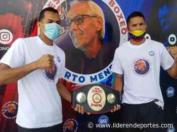 El boxeo se pone a valer con cartelera en Turmero | Líder en deportes - Líder en Deportes