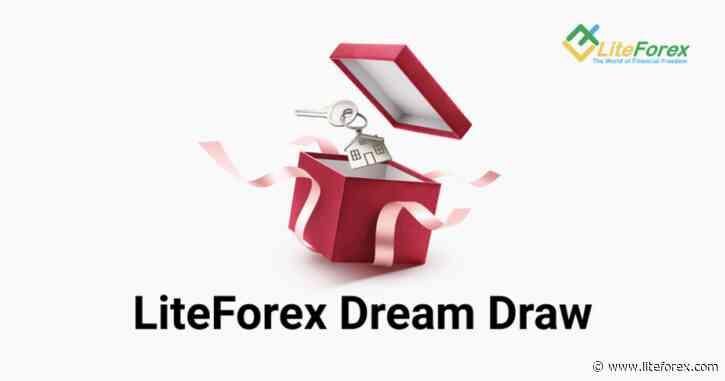 The last 5 winners of LiteForex Dream Draw!