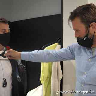 ► Sven ontpopt zich tot modeadviseur in de finale van 'De Mol'