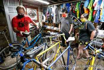 SBC's Bike Shop wants your old bike. It could be someone's way to work or a child's first bicycle