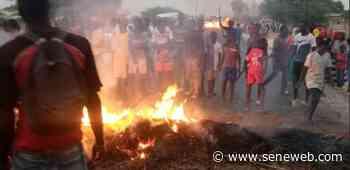 Diama (Saint-Louis) : Un véhicule fauche mortellement une fille de 6 ans et déclenche la colère des habitants - Seneweb