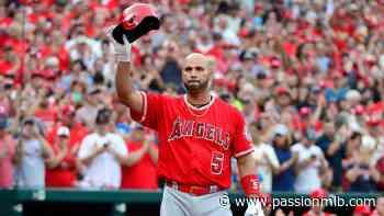 Albert Pujols veut terminer sa carrière à Saint-Louis - Passion MLB - Passion MLB