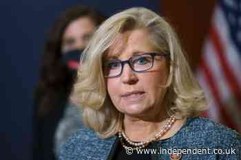 Liz Cheney secretly organised move to help stop Trump using military to overturn election, report claims