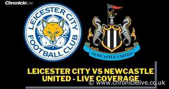 Leicester vs Newcastle LIVE - All the action from the King Power Stadium