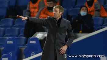 Potter plays down Tottenham job speculation