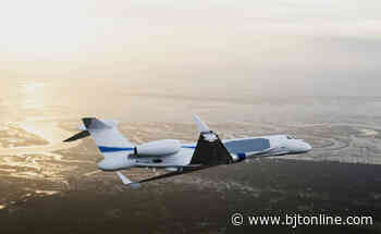 Gulfstream Delivers Special-missions G550 'Oron' to Israel - Business Jet Traveler