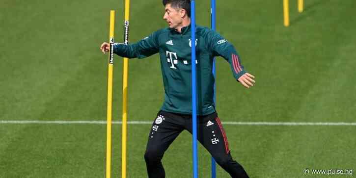 Lewandowski 'focused' on breaking Gerd Mueller's goal record