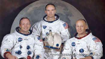 Michael Collins gestorben: US-Astronaut brachte 1969 Neil Armstrong sicher zum Mond - auch er hält Rekord - Gießener Allgemeine