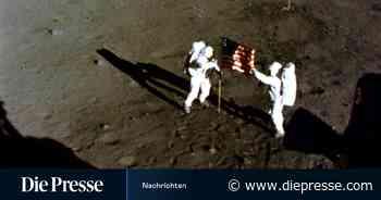 Vierfacher Schätzpreis: Original-Steuerknüppel von Neil Armstrong versteigert - Die Presse