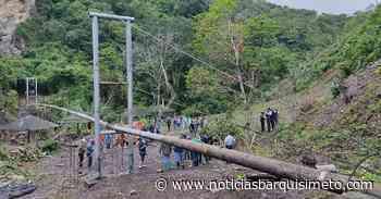 Sanare vuelve a tener agua luego de una semana - Noticias Barquisimeto