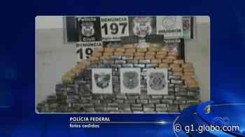 Caminhoneiro é preso em Cerquilho em operação da PF contra tráfico internacional de drogas - G1