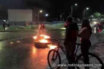 Alerta por presuntos vándalos infiltrados en las protestas en Sopó, Cundinamarca - Noticias Día a Día