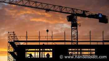 Immobilien: Anstieg im Mai: Bauzinsen nähern sich Ein-Prozent-Marke