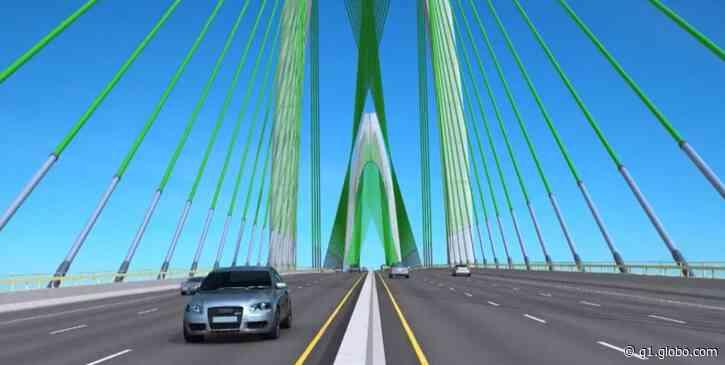 Responsáveis pela construção da ponte Salvador-Itaparica se reúnem com governo da BA para discutir início de obras - G1