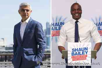 London Mayor election: Sadiq Khan has narrow lead