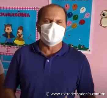 VÍDEO: Cirone Deiró destina R$ 50 mil para creche de Pimenta Bueno   Extraderondonia.com.br - Extra de Rondônia