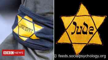 """German Call to Ban """"Jewish Star"""" at COVID Demonstrations"""