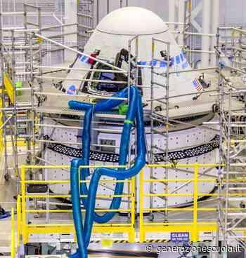 La Boeing e la NASA mirano al 30 luglio per condurre un secondo volo di prova della capsula Starliner - Generazione Scuola