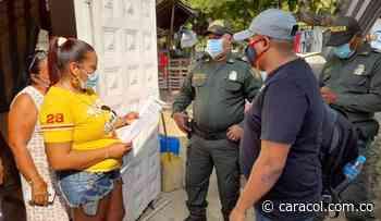 Decretaron toque de queda por dos fines de semana en Clemencia, Bolívar - Caracol Radio