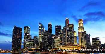Singapore jostles with London for top arbitration spot