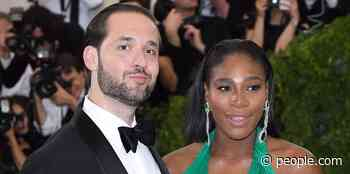Alexis Ohanian Shares How Wife Serena Williams Helped Him Learn to Unplug: 'I Really Took This to Heart' - PEOPLE