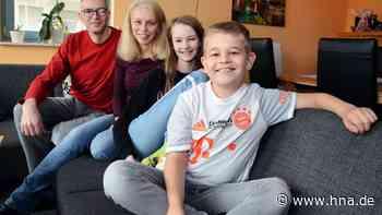 Vellmar im Kreis Kassel: Moses (10) lebt endlich ein normales Leben – mit zwei fremden Nieren - hna.de
